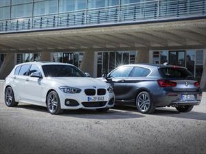 Nuevo BMW Serie 1, cambios por fuera y por dentro