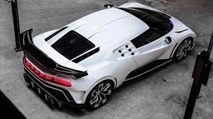 Así es el Bugatti Centodieci que quiere comprar Cristiano Ronaldo