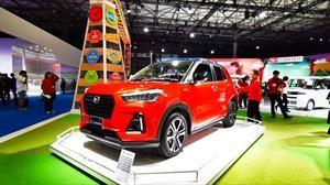 Daihatsu recicla el nombre Rocky para un SUV que tendrá logo de Toyota