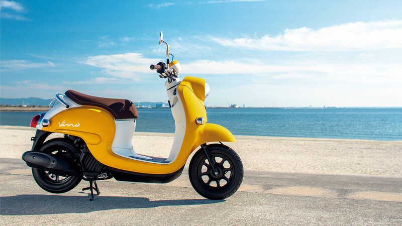 Yamaha e-Vino, la primera moto eléctrica de la marca ya es una realidad