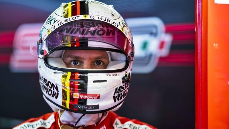 Sebastian Vettel podría ocupar un asiento en Mercedes para la temporada 2021 de F1