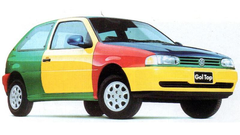 ¿Cómo nacieron los Volkswagen Harlequin?
