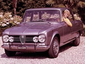El Alfa Romeo Giulia cumple hoy 50 años