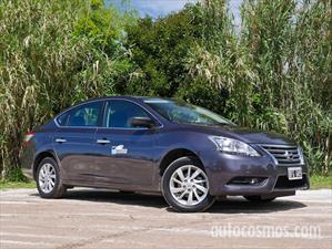 Prueba Nissan Sentra
