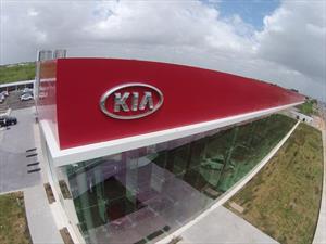 KIA coloca 1,499 unidades durante su primer mes de ventas en México