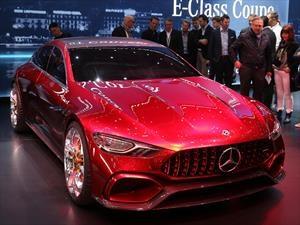 Mercedes AMG GT Concept, ejecutivo y deportivo