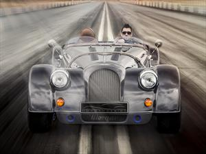 Morgan devela el Plus 8 Speedster
