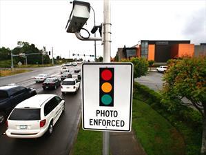 Comprobado, las cámaras en los semáforos salvan vidas