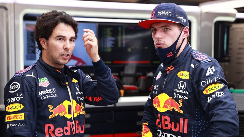 """Sergio """"Checo"""" Pérez extiende su contrato con Red Bull Racing Honda para la temporada 2022"""