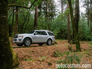 Ford Expedition 2015 a prueba