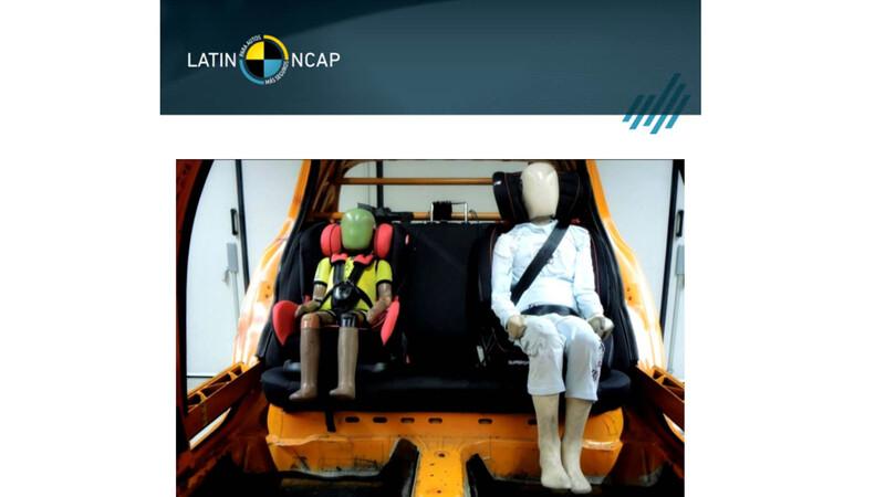 Las sillas infantiles más y menos seguras de Latinoamérica en 2020