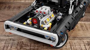 Seis autos de LEGO para armar durante el aislamiento