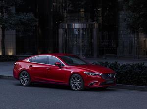 Mazda6 2017: mejoras para seguir de líder