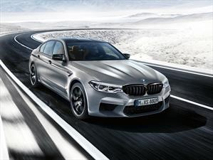 BMW M5 Competition debuta