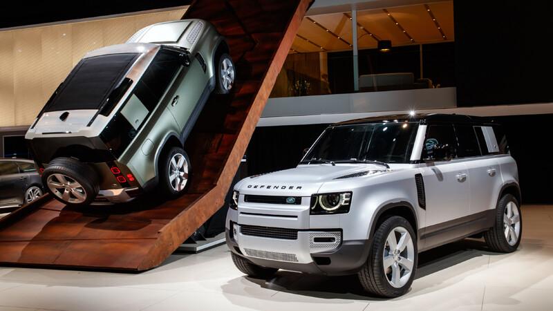 Land Rover Defender 110 2021, la reinvención del icónico 4x4 llega a Colombia