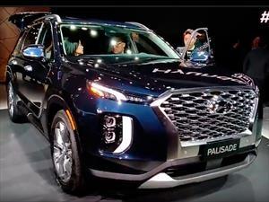 Hyundai Palisade 2020 es el nuevo Titanic surcoreano