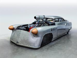 A la venta este peculiar Buick Riviera 1952