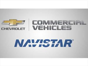 General Motors y Navistar producirán vehículos comerciales