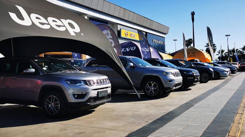 Venta de autos en Chile: noviembre mantuvo tendencia al alza