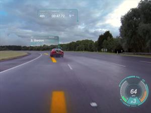 Video: Jaguar incorpora el Head Up Display a todo el parabrisas