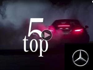 Video: Los cinco mejores convertibles de Mercedes-Benz