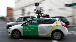 Los vehículos de Google Street View han recorrido más de 16 millones de kilómetros