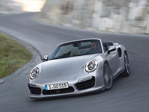 Porsche 911 Turbo y Turbo S 2014 convertibles debutan