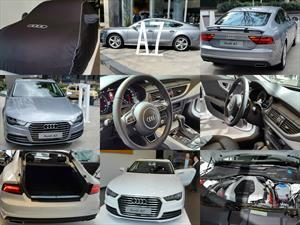 El Audi A7 Sportback llega a Colombia desde 105 mil dólares