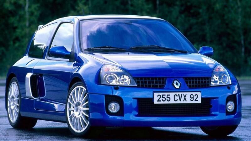 Renault Clio V6, un espectacular modelo que cumple 20 años