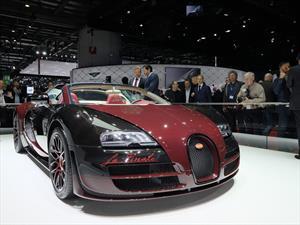 Bugatti Veyron Grand Sport Vitesse La Finale dice adiós al auto más rápido del planeta