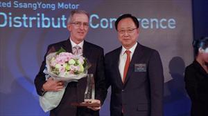 Ssangyong Motor Colombia: premiado y presenta una promoción