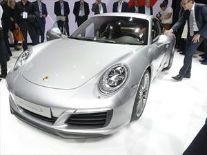 El Porsche 911 se actualiza en Frankfurt 2015