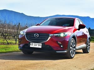 Probando el Mazda CX-3 2019