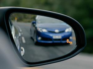 ¿Sabes qué es el sensor de punto ciego?