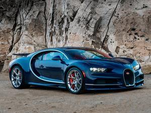 Recall de Bugatti a 42 unidades del Chiron