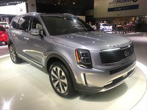 Telluride 2020, la SUV insignia de KIA