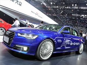 Audi A6 L e-tron, sólo para China
