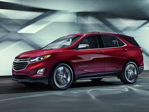 Chevrolet Equinox 2018 se actualiza