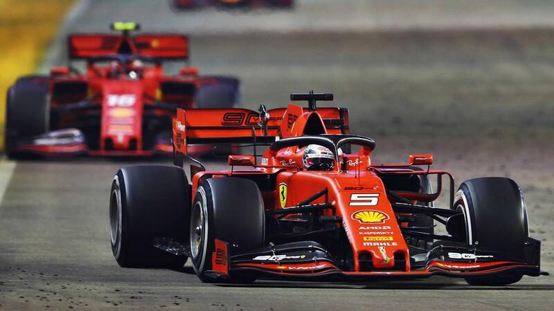F1: En 2020 Ferrari no fue competitiva por una sanción de la FIA