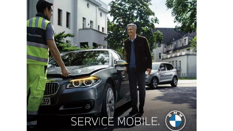 BMW Service Mobile, disponible en Medellín