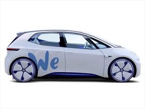 Programa de carsharing de Volkswagen será con autos eléctricos