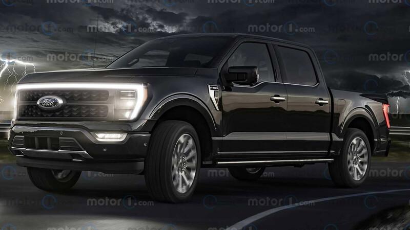 Ford F-150 eléctrica se presentará en 2022
