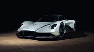 Aston Martin trabaja para producir por primera vez en su historia motores V6 híbridos