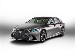Lexus LS 2018, el gran sedán evoluciona