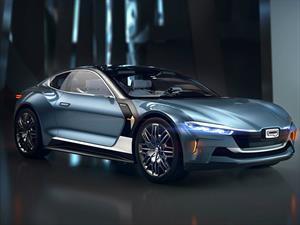 Qoros MILE 1 Concept: un auto deportivo, eléctrico e inteligente
