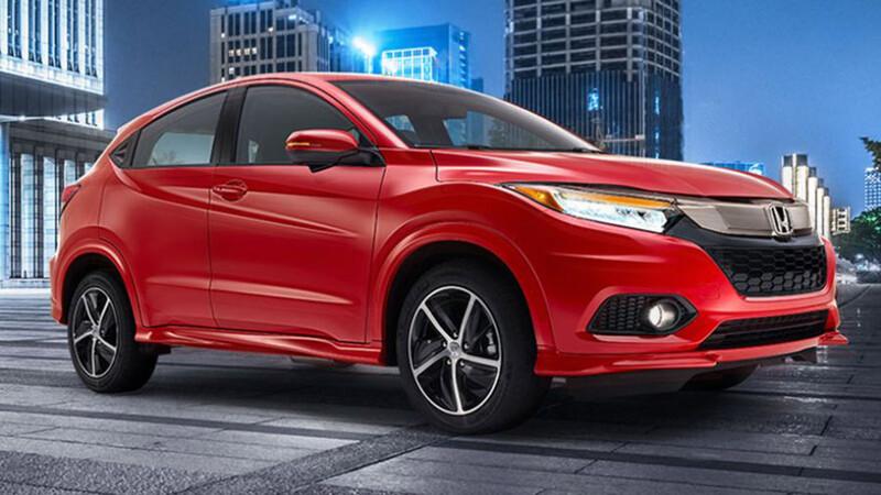 Honda HR-V 2021 el SUV se renueva en Argentina