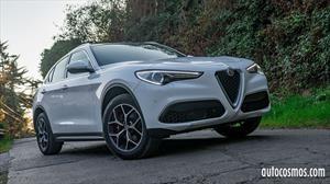 Probando el Alfa Romeo Stelvio 2020