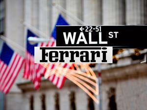 Ferrari se prepara para conquistar Wall Street