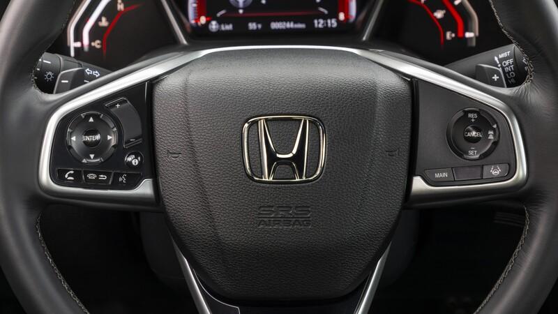 Así será el interior de los futuros modelos de Honda