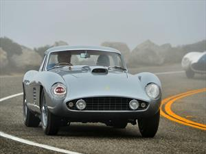 "Una Ferrari 375 MM Scaglietti Coupé de 1954 es el ""Best of Show"" de Pebble Beach"